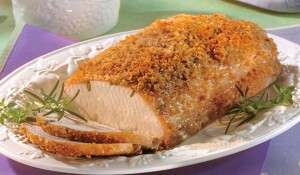 Dijon Herb Pork Roast