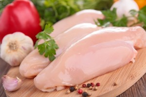 Marinated Skinless Boneless Chicken Breast